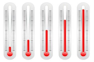 thermometres 5x